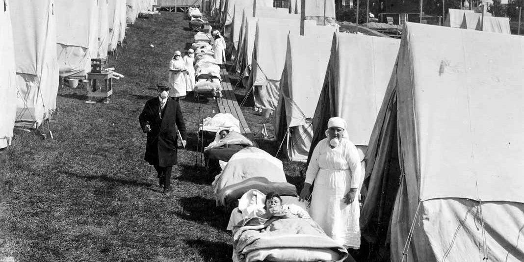 Coronavirus y el Sol: Una lección de la pandemia de la influenza ...